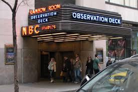 Radio City Ny Shows Nbc Studios Entrance 2 Jpg
