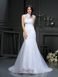 Vintage Wedding Dresses Uk Cheap Vintage Lace Wedding Dresses Uk Online Dreamydress