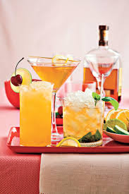 race day cocktails and drink recipes southern living