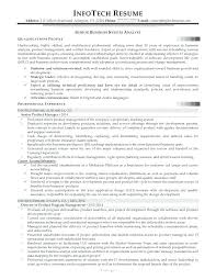 sample resume for quality analyst quality analyst cover letter