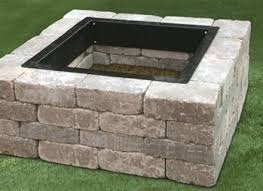 Lowes Firepit Kit Outdoor Pit Kits Staround Me
