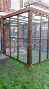 pet enclosures designed and built for cats rabbits and other