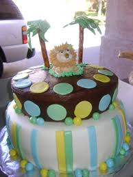 Lion King Baby Shower Cake Ideas - photo how to make baby shower image