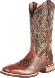 amazon com ariat men u0027s tombstone western cowboy boot western