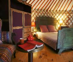 location chambre ile de location en yourte tout confort sur l île de à groix