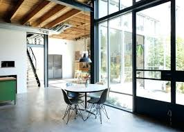 mixing mid century modern and rustic rustic mid century modern the interiors feature a whimsy mix of