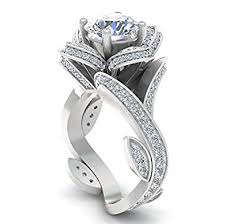 diamond jewellery rings images Buy naitik jewels 92 5 sterling silver beautiful engagement jpg