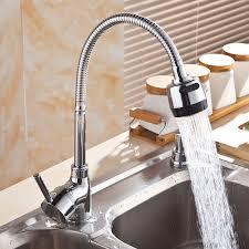 plomberie robinet cuisine cuisine évier robinet avec plomberie tuyau all around rotation