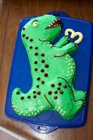 make a 3d dinosaur birthday cake recipe dinosaur birthday