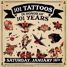 sailor jerry rum giving away 101 tattoos adweek