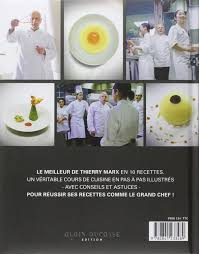cours de cuisine avec thierry marx best of thierry marx amazon ca thierry marx books