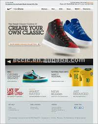 create email newsletter template shoes email marketing templates 180 250 email marketing