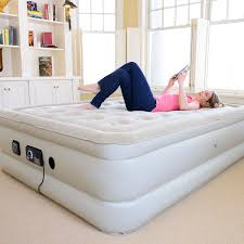 best queen size inflated air mattress which inflatable