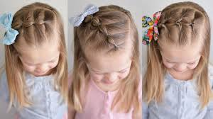hairstyles with one elastic three 5 minute elastic styles q s hairdos youtube
