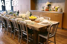 Emmerson Dining Table Party Entertain Furniture Saveur Magazine - West elm emmerson reclaimed wood dining table