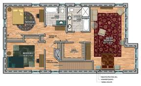 space saving house plans darts design com glamorous collection most efficient floor plans
