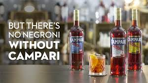 campari campari art label