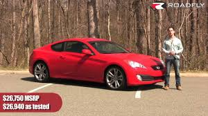 roadfly com 2011 hyundai genesis coupe r spec road test u0026 review
