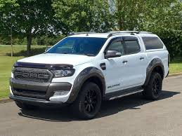 ford ranger wildtrak spec ford uk used 2017 ford ranger 3 2 tdci wildtrak double cab pick up 4x4 4dr