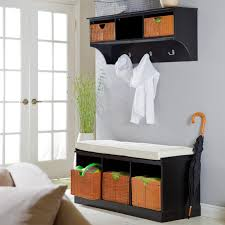 original storage bench with coat rack u2013 home improvement 2017
