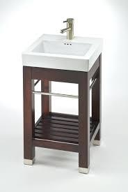 18 inch wide cabinet 18 inch wide bathroom cabinet andreuorte com