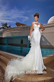 wedding dress ebay dimitrius dalia detachable mermaid white indonesia bridal