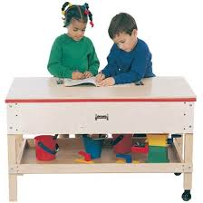 Water Table Toddler Jonti Craft Toddler Height Sensory Table W Shelf 2866jc On Sale