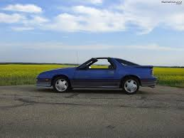 chrysler sports car 1990 chrysler gs turbo 2 related infomation specifications weili