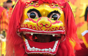copy of chinese folklore 2nd grade dragon lion mask lessons