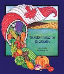 thanksgiving day in canada dundurn press