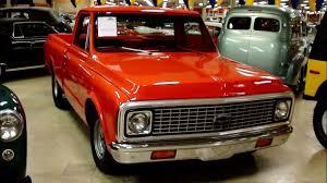 1972 chevrolet c10 shortbed pickup youtube