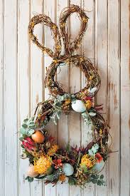 how to make easter wreaths how to make an easter wreath food and home entertaining