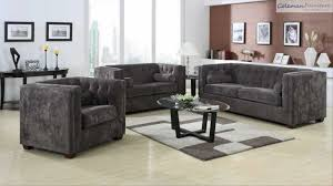 Charcoal Living Room Furniture Alexis Charcoal Living Room Collection From Coaster Furniture