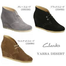 clarks womens boots canada shoegreen rakuten global market clarks yarra desert wedge style