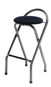 Fold Up Bar Stool with Outstanding Creative Of Fold Up Bar Stool Chrome Folding Bar Stool