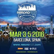 abroadfest 2016 tickets thu mar 3 2016 at 11 00 pm eventbrite