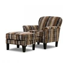 Accent Chair And Ottoman Set Simmons Upholstery Timbuktu Saddle Accent Chair Ottoman Set Accent