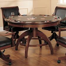 shop hillsdale furniture palm springs game table at lowes com