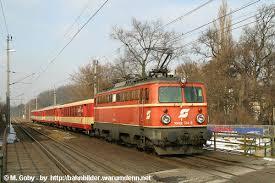 und auf der Franz-Josef-Bahn: - 2005-02-08 ... - 1042_514