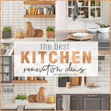 kitchen cabinet renovation ideas 17 ideas for a beautiful kitchen remodel