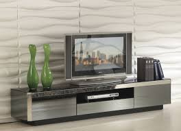 Tv Stands For 50 Inch Flat Screen Furniture Creative Elegance Tv Stand Curved Tv In Cabinet Brown