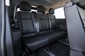 nissan urvan seat 2017 mercedes benz metris passenger van first test review motor
