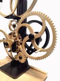 68 best clocks images on pinterest wooden gears woodworking