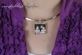 mothers day jewelry ideas s day photo necklace