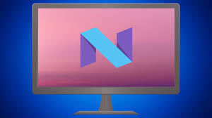 run android nougat on pc dave