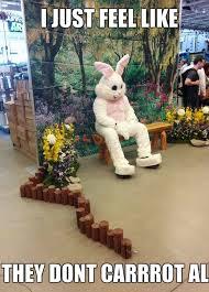 Easter Funny Memes - funny easter bunny meme 2018
