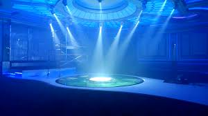 led lighting for banquet halls night club lighting allen productions