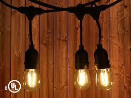 vintage light bulb strands vintage outdoor led light bulb string led montreal