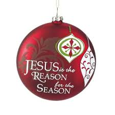jesus is the reason for the season ornament christianbook