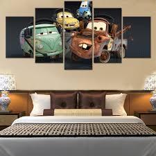 Home Decoration Paintings Online Get Cheap Cartoon Car Art Aliexpress Com Alibaba Group